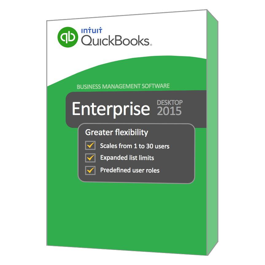 QuickBooks Enterprise 2015 Remote Desktop