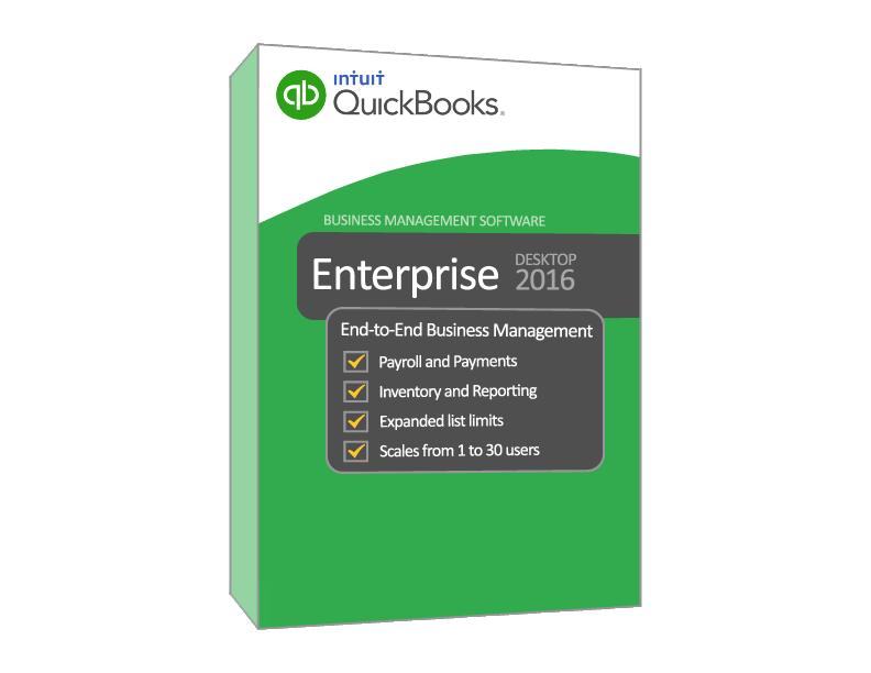 how to use quickbooks enterprise 2016