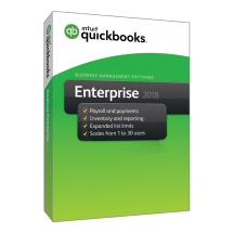 QuickBooks Enterprise 2018 hosted by Skyline Cloud Services