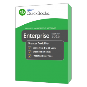 QuickBooks Enterprise 2015 Remote Desktop