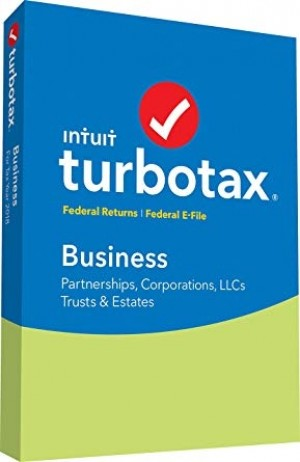 TurboTax® For Businesses 2017